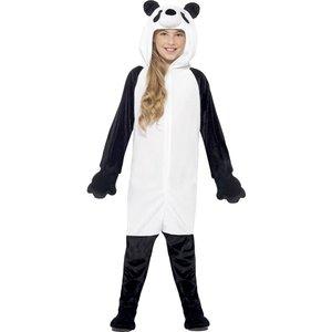 Pandakostym maskeraddräkt
