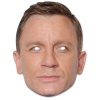 Daniel Craig ansiktsmask