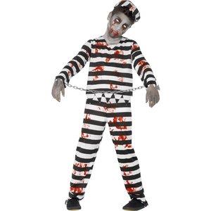 Zombie fånge - maskeraddräkt barn