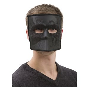 Venetiansk half face mask