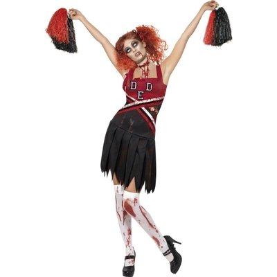 High School Horror Cheerleader maskeraddräkt