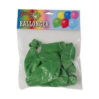 Gröna ballonger 10-pack