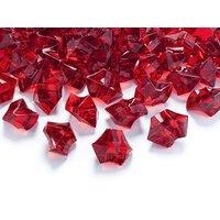 Bordskristaller - Flera olika färger 25 x 21 mm 50 st
