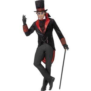 Dracula maskeraddräkt