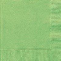 Ljusgröna servetter 20 st