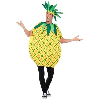 Ananas maskeraddräkt - Gul