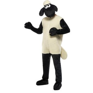 Shaun the Sheep maskeraddräkt