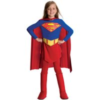 Supergirl maskeraddräkt för barn