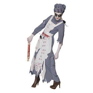 Fru Råtting maskeraddräkt - Vuxen