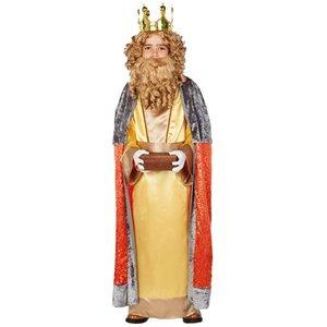 Kung Kasper maskeraddräkt