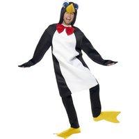 Pingvin maskeraddräkt vuxen