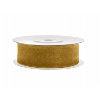 Chiffongband - Flera olika färger 19 mm x 25 m