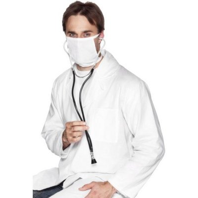 Läkares stetoskop