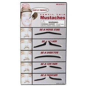 6 tunna mustascher