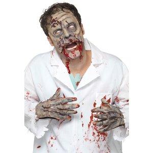 Zombiekit - Mask och Handskar