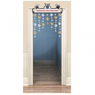 Hollywood dörrgardin - 0.6 m