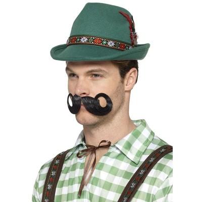 Deluxe Bayersk hatt - Grön