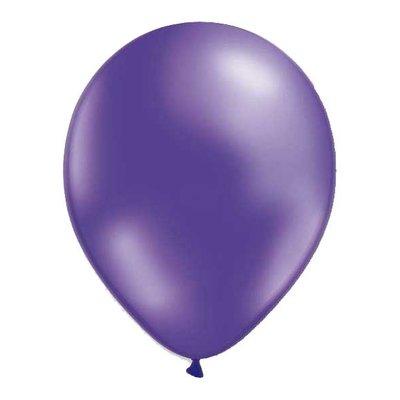 Latexballonger - Metallic Lila
