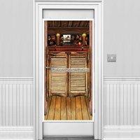 Krog dörrskydd - 1,5 m