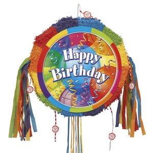 Pinata - Expanderbar födelsedag med dragsnöre