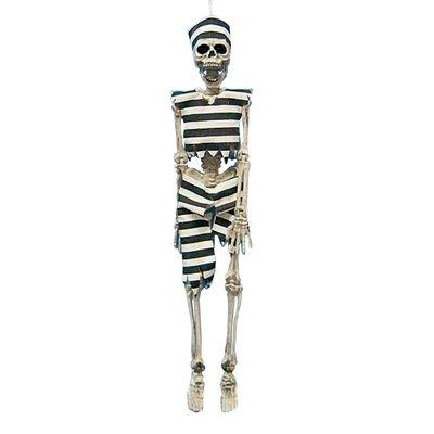 Skelett fånge