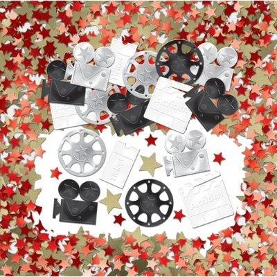 Hollywood film bordskonfetti - 14 g