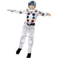 Astronaut maskeraddräkt
