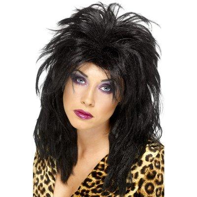 1980-tals Popstar peruk