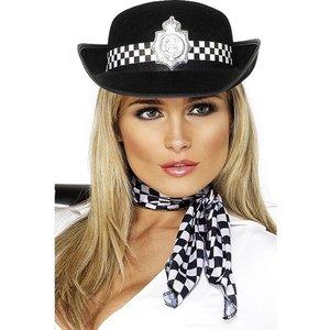 Kvinnlig konstapel, polishatt