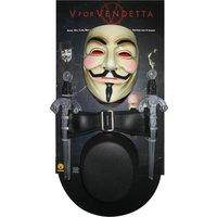 V maskeraddräkt kit