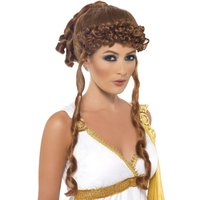 Helen Of Troy peruk brun