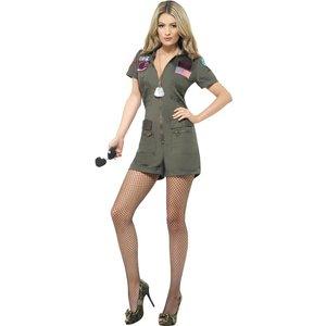 Top Gun pilot maskeraddräkt