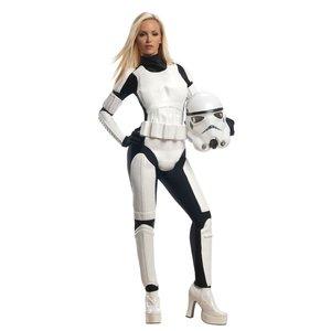 Stormtrooper maskeraddräkt - Vuxen