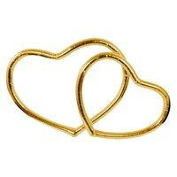 Guldhjärtan - Metallic 2 st