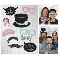Bröllops foto props