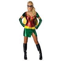 Het Robin maskeraddräkt