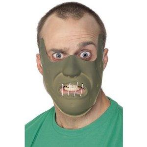 Mask Hannibal Lector - kannibal