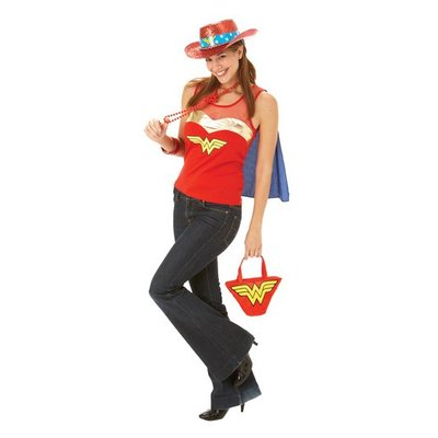 Wonder Woman topp