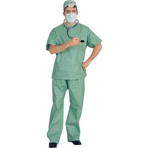 Doktor Grön maskeraddräkt