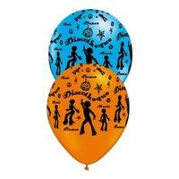 Latexballonger - Discomotiv 10-pack