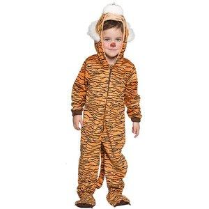 Tiger maskeraddräkt 2-4 år