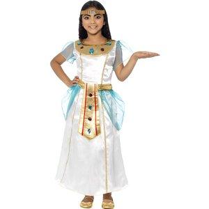Deluxe Cleopatra barn maskeraddräkt