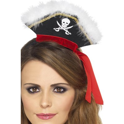 Pirat hatt mini