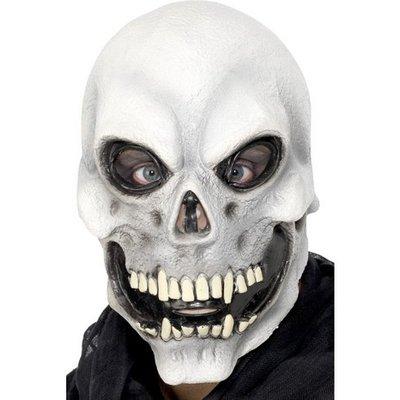 Mask täckande dödskalle