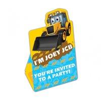 JCB inbjudningskort