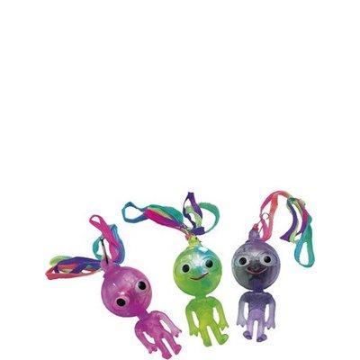 Blinkande halsband - alien