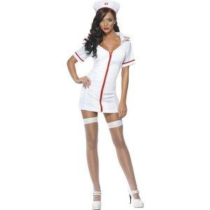 Söt sjuksköterska maskeraddräkt