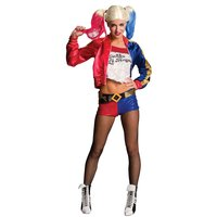 Harley Quinn maskeraddräkt - Vuxen