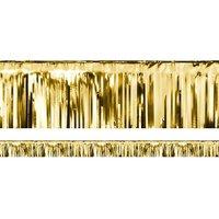 Glittrigt draperi - Flera olika färger 18,5 x 400 cm