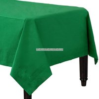Grön pappersduk - 2 st